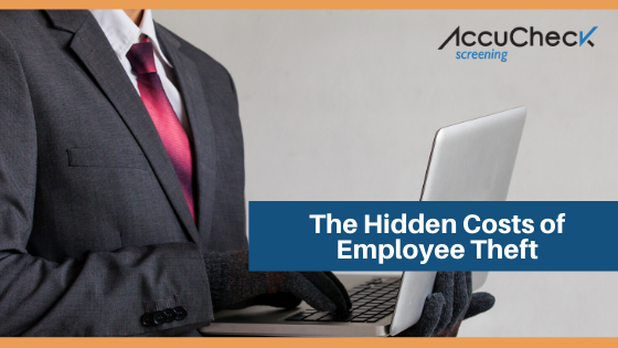 The Hidden Costs of Employee Theft