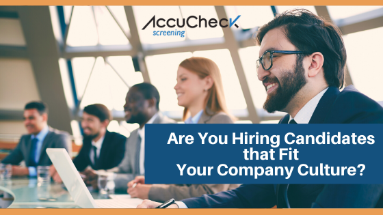 Are You Hiring Candidates that Fit Your Company Culture?